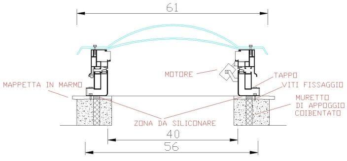 Lucernari fissi per tetti la scelta giusta variata sul for Misure lucernari per tetti
